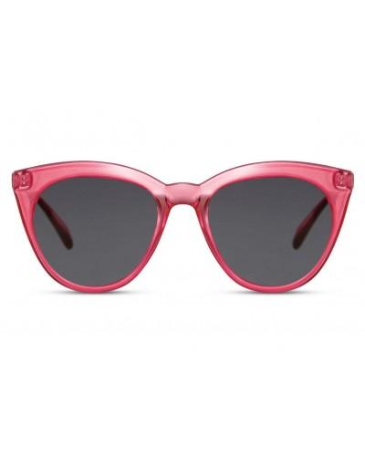 occhiali-da-sole-plastica-montatura-rosa-trasparente-lenti-nere-forma-gatto-old-skull-seregno