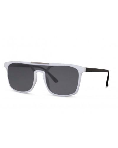 occhiali-da-sole-plastica-montatura-bianca-astine-nere-lente-nera-mascherina-old-skull-seregno