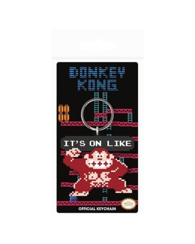 Nintendo-Donkey-Kong-portachiavi-originale-old-skull-seregno