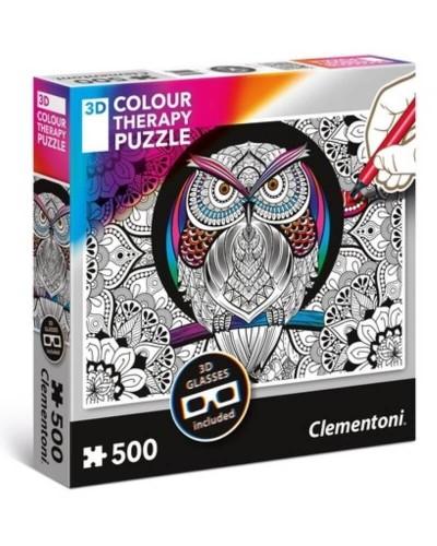 3D-colour-therapy-puzzle-gufo-clementoni-old-skull-seregno