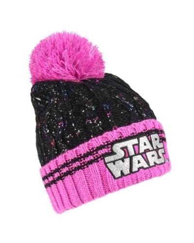 Cappellino-invernale-Star-Wars-premium-jacquard-bobble-hat-old-skull-seregno