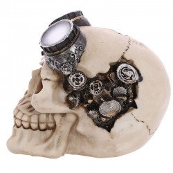Ring Skull Cross