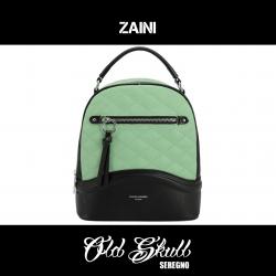 zaino-donna-verde-nero-old-skull-seregno
